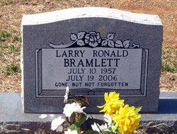 Larry Ronald Bramlett