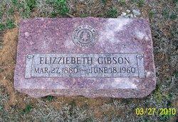 Elizziebeth <i>Scott</i> Gibson