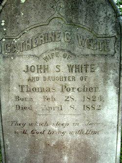 Catherine G <i>Porcher</i> White