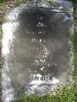 Mary Broughton