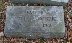 David Francis Condie, Jr