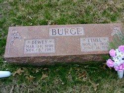 Earl Dewey Burge