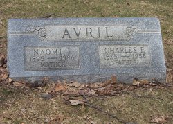 Naomi Isabell <i>Kinsinger</i> Avril