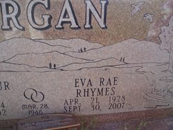 Eva Rae <i>Rhymes</i> Morgan