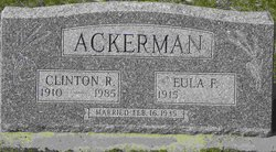 Clinton R. Ackerman