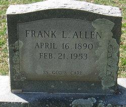 Frank Leslie Allen