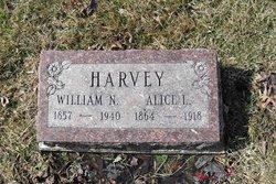 Alice Lucretia <i>Curl</i> Harvey