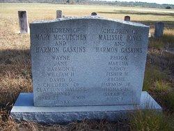 Martha J. <i>Gaskins</i> Giddens