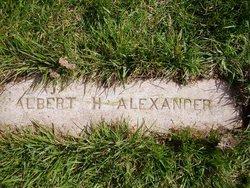 Albert H. Alexander