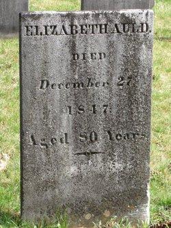 Elizabeth Auld