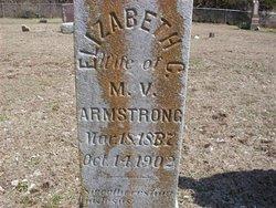 Elizabeth C <i>Gragg</i> Armstrong