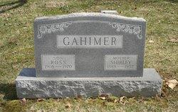 Shirley F. <i>McDaniel</i> Gahimer