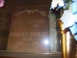 Maurice Edgar Barckley