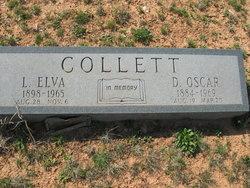 Lettie Elva <i>Roberts</i> Collett