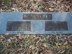 Marksey Lafayette Todd