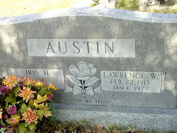 Lawrence Wilford Austin
