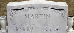 Clifford Alvin Martin