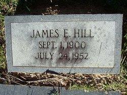 James E Hill