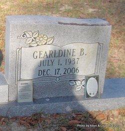 Geraldine B <i>Bonner</i> Bell