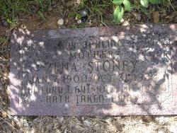 Zena G. <i>Clark</i> Stoney
