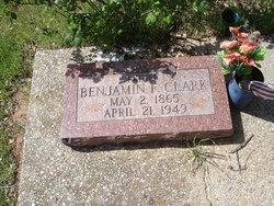 Benjamin Franklin Clark