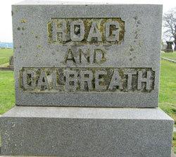 Agnes J. <i>Calbreath</i> Hoag