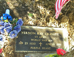 Vernon Ray Cravatt