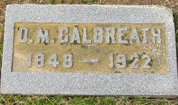 Daniel Milton Calbreath