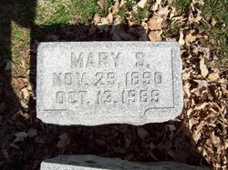 Mary S <i>Barlow</i> McClain