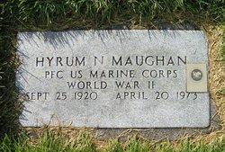 Hyrum N Maughan