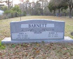Roberta Edwina Bobbie <i>Miller</i> Barnett
