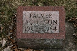 Palmer J Acheson, Sr