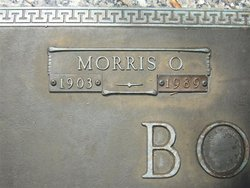 Morris Orie Boone