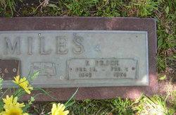 Francis Price Miles