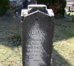 William J Anspach