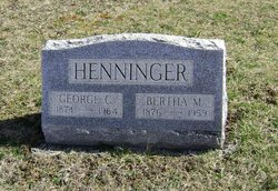 George Calvin Henninger