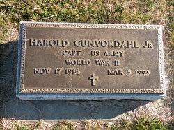 Harold Gunvordahl, Jr.