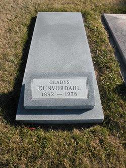 Gladys E. <i>Hill</i> Gunvordahl