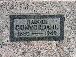 Harold Gunvordahl, Sr.