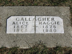 Margaret Alice Maggie Gallagher
