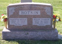 Ralph Turner Botkin