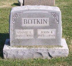 Vinnie E. Botkin