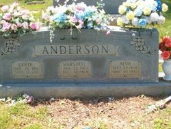 Alva <i>Barlow</i> Anderson