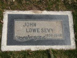 John Lowe Sevy