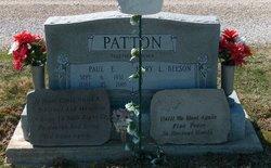 Paul E. Patton