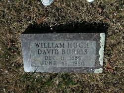 William Hugh David Burris