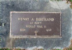 Henry A. Bertrand
