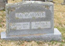 Capt John Andrew Baumgardner