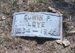 Edwin P. Loye