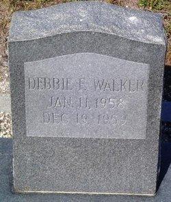 Debra Faye Debbie Walker